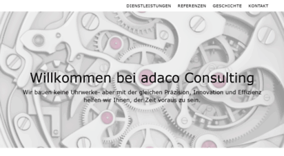 adacoconsulting.ch
