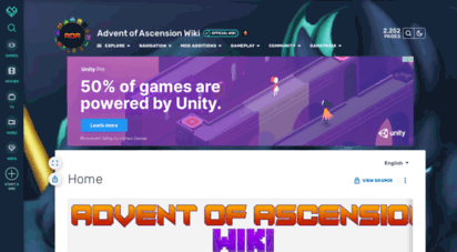 adventofascension.gamepedia.com