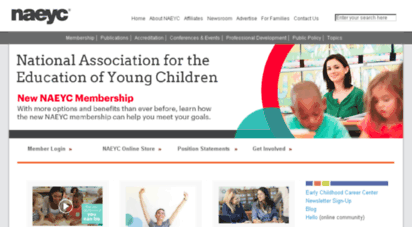 affiliate.naeyc.org