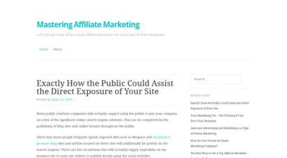 affiliatemarketerstrategist.wordpress.com