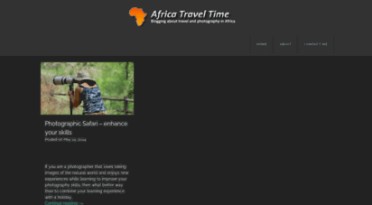 africatraveltime.wordpress.com