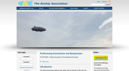 airship-association.org