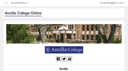 ancilla.learninghouse.com