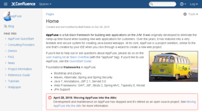 appfuse.org