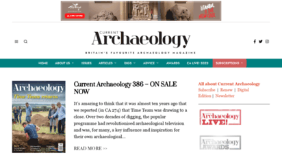 archaeology.co.uk