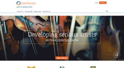 arts.intervarsity.org