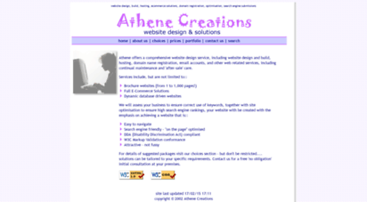 athenecreations.co.uk