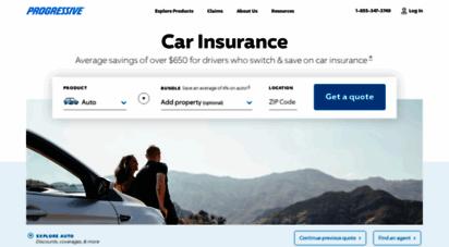 Progressive Auto Insurance Quote   Welcome To Auto Progressive Com Car Insurance Get An Auto