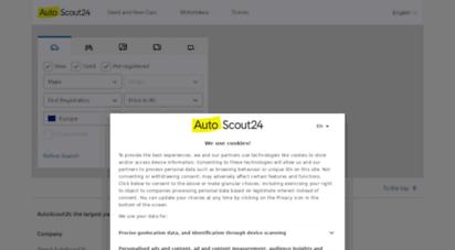 Autoscpout Autoscout