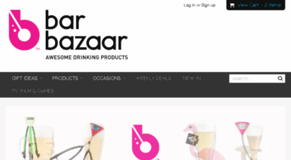 barbazaar.co.uk