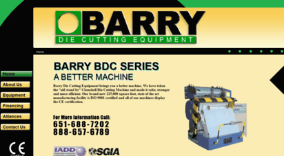 barrydiecutting.com