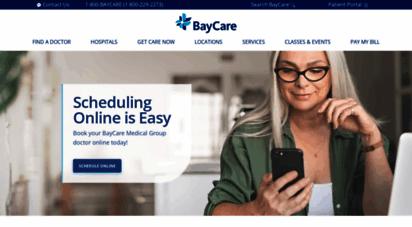 baycare org mic