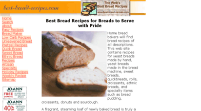 best-bread-recipes.com