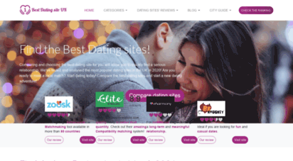 which is the best online dating site in the uk