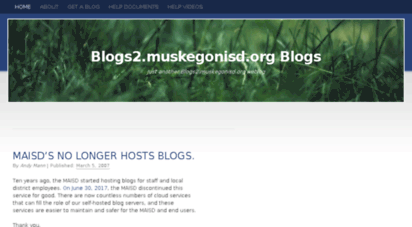 blogs.monashores.net