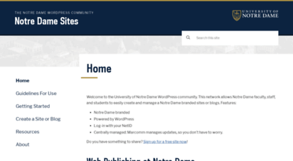 blogs.nd.edu