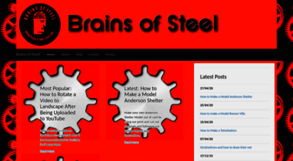brainsofsteel.co.uk