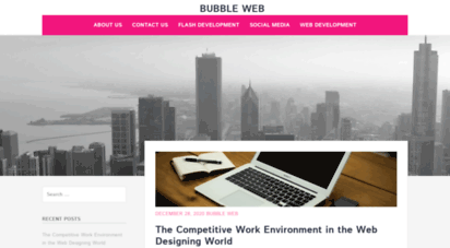 bubbleweb.co.uk