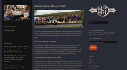 cacfamilyyouth.wordpress.com