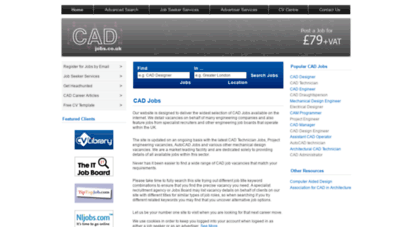 cadjobs.co.uk