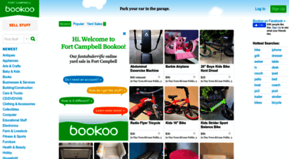 Welcome To Campbell Bookoo Com Fort Campbell Bookoo Buy And Sell