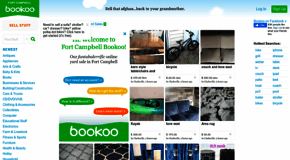 Welcome To Campbellyardsale Com Fort Campbell Bookoo Buy And