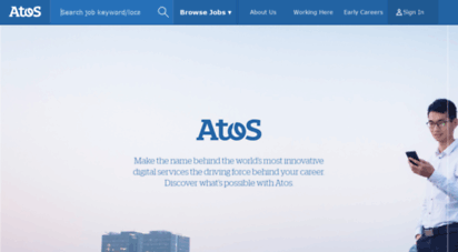 careers.atos.net
