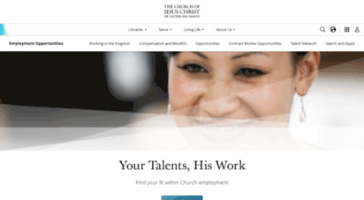 careers lds org