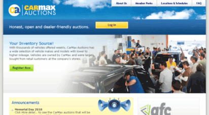 Carmax auctions open to the public
