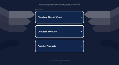 carolinapremierhearthproducts.com