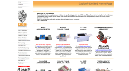 caslon.co.uk