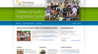 children.fairhavens.org