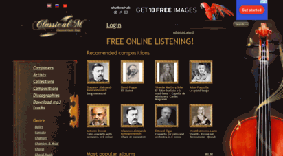 listen to classical music online