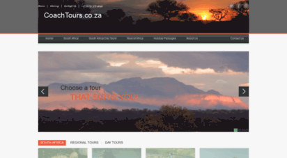 coachtours.co.za
