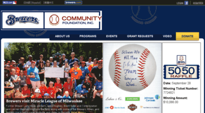 communityfoundation.brewers.com