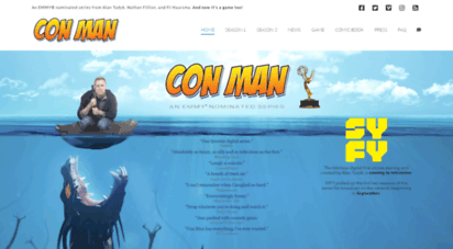 conmantheseries.com
