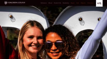 cport concordia college