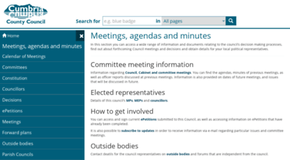 councilportal.cumbria.gov.uk