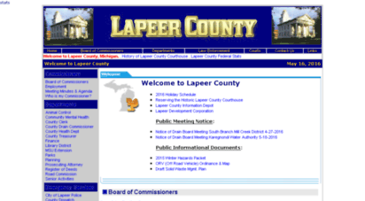 county.lapeer.org