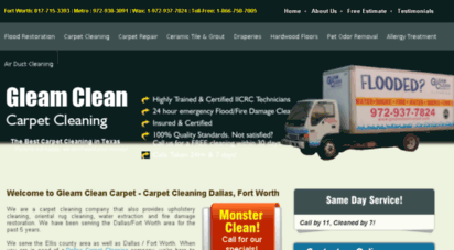 dallascarpet-cleaning.com