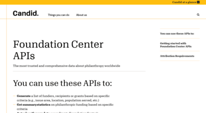 data.foundationcenter.org