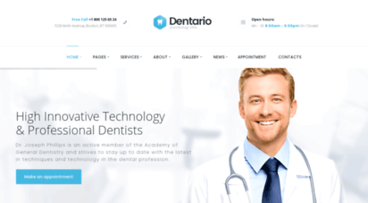 dentario.themerex.net