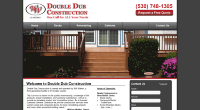 doubledubconstruction.com