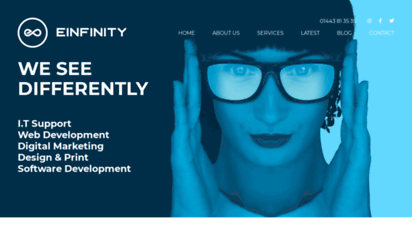 einfinity.co.uk
