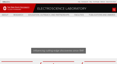 electroscience.osu.edu