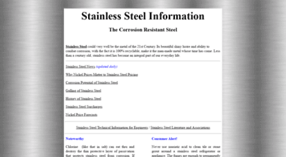 estainlesssteel.com