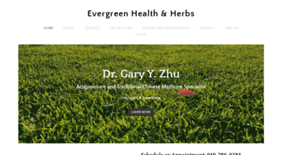 evergreenhealthherbs.com