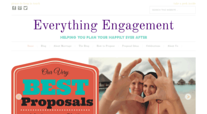 everythingengagement.com
