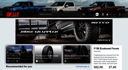Welcome To F150ecoboost Net F150 Ecoboost Forum