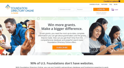 fdonline.foundationcenter.org